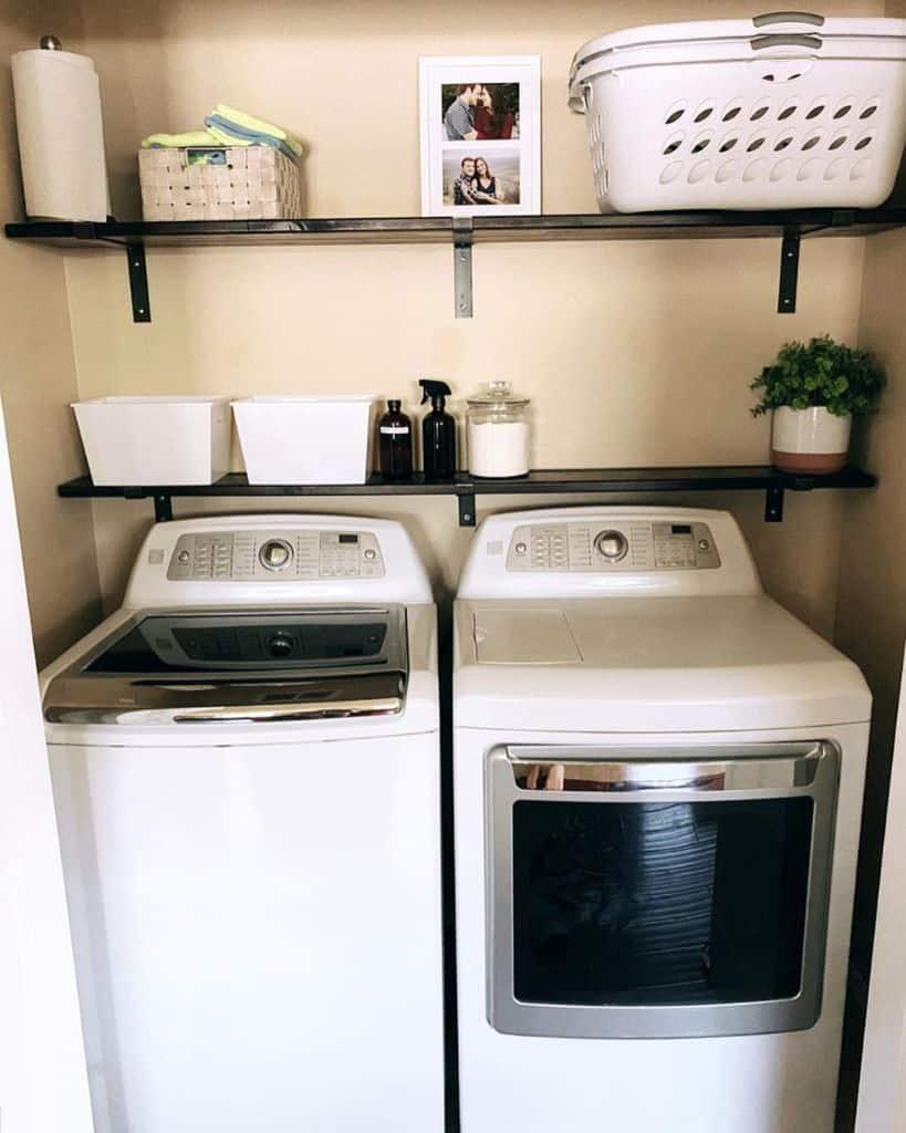 diy laundry closet ideas kristianna.living