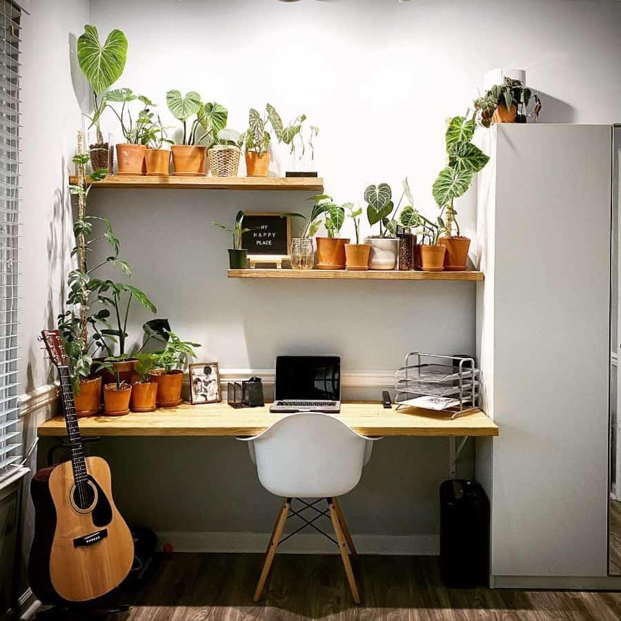 Diy Office Decor Plant.loveee