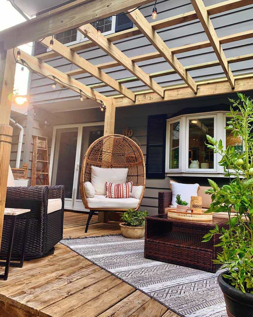 diy patio awning ideas barbieplankenhorn