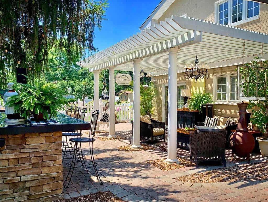 diy patio awning ideas vaughnhillhome
