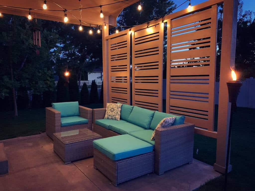 diy patio lighting ideas meganoz14