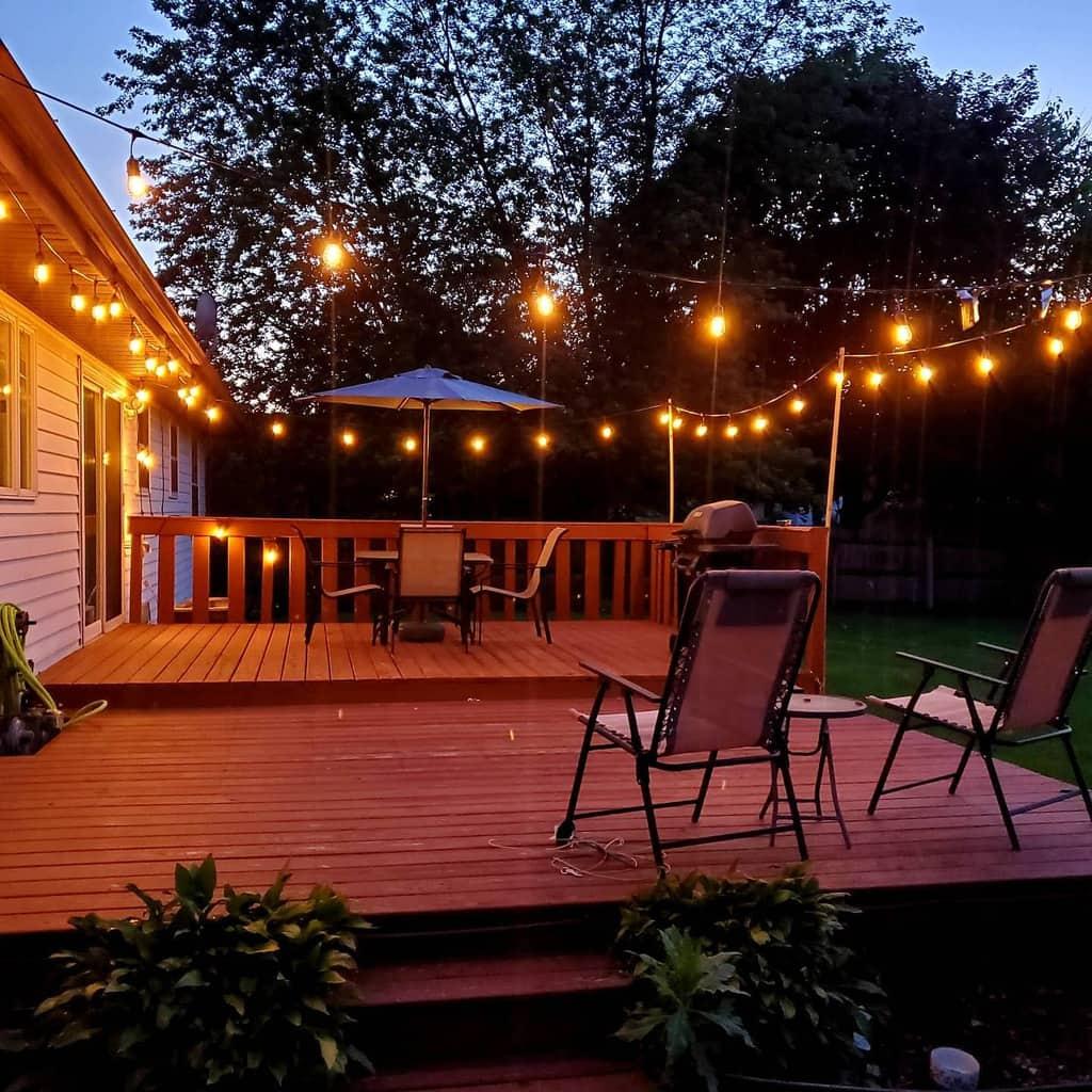 diy patio lighting ideas vgagolfer87