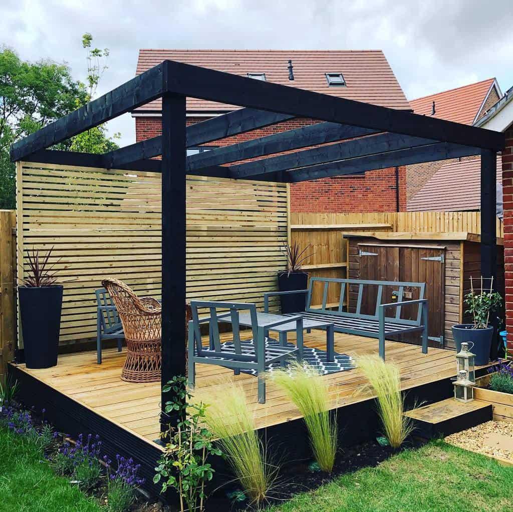 diy patio privacy ideas ross_d_e_hobbs