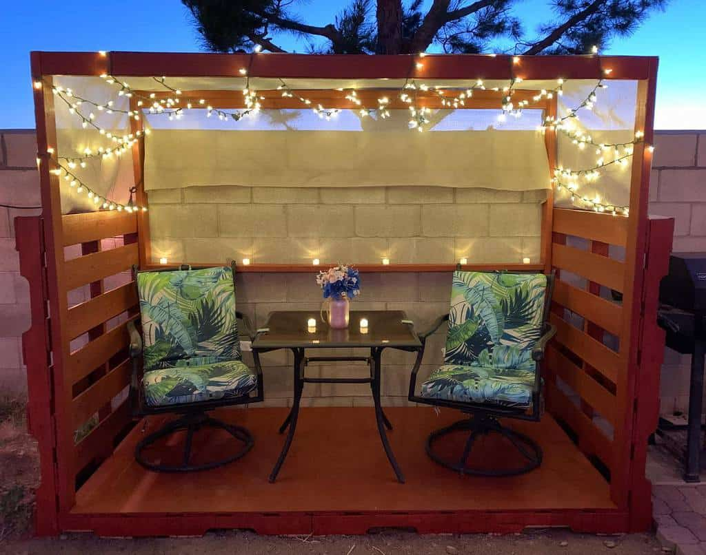 diy patio shade ideas itsbreenotbri