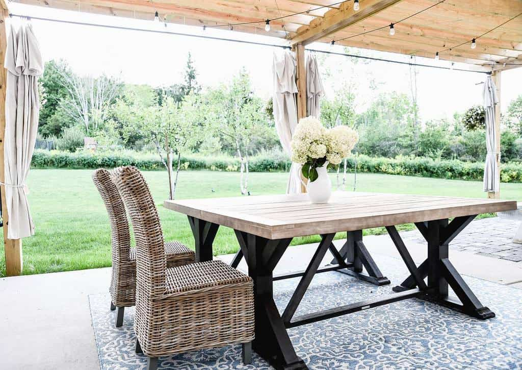 diy patio shade ideas oldsaltfarm