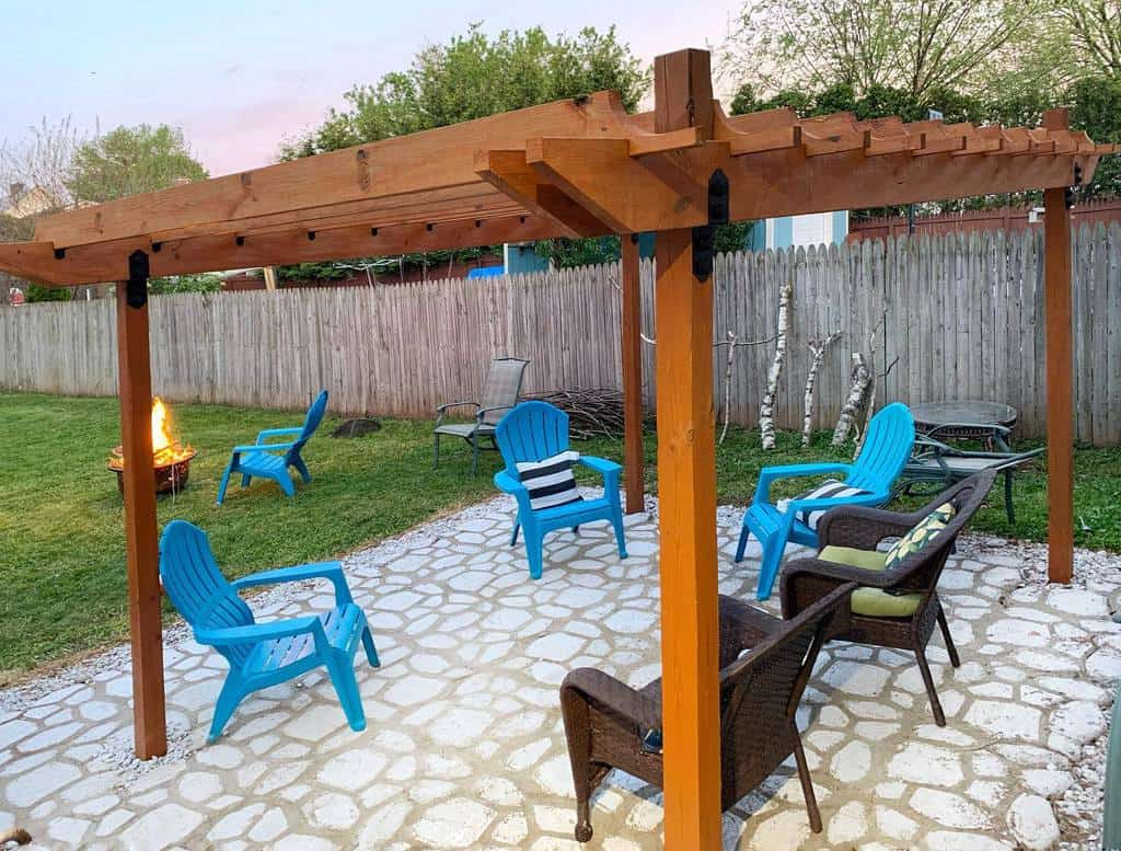diy patio shade ideas sammy_pampani