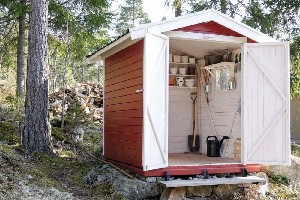 diy shed storage ideas 1