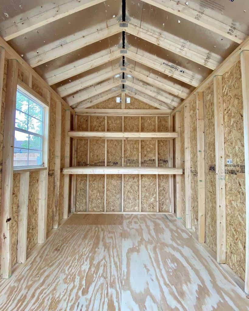 diy shed storage ideas eagleridgebarns