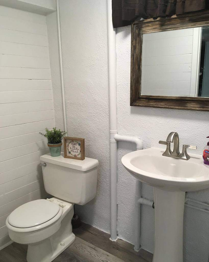 diy small basement ideas making_a_house_home