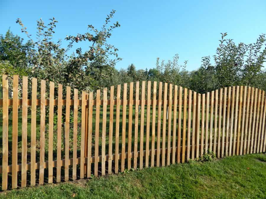 Diy Wood Fence Ideas (1)