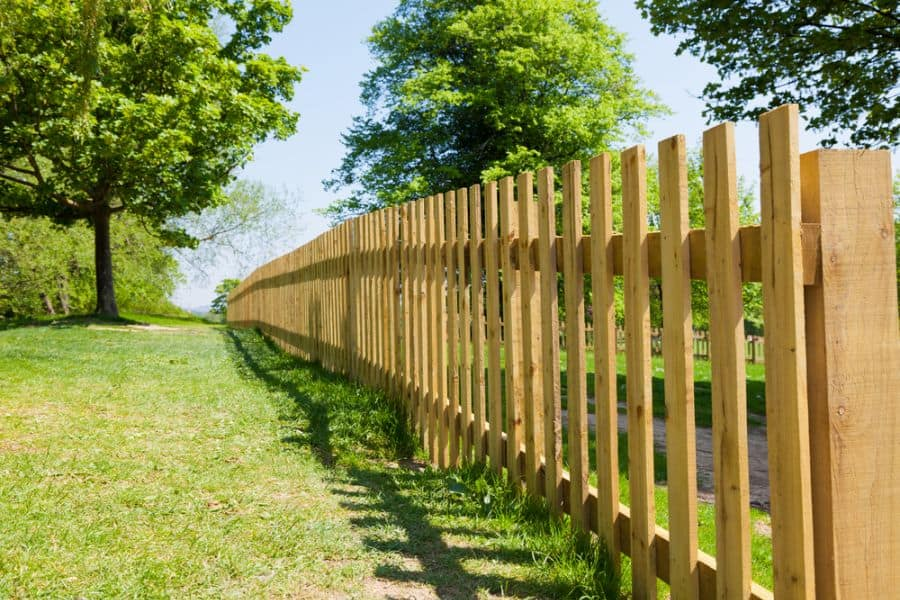 Diy Wood Fence Ideas (2)