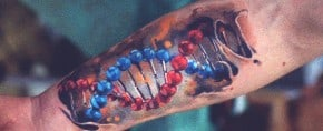 Top 31 DNA Tattoo Ideas – [2020 Inspiration Guide]