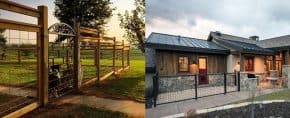 Top 60 Best Dog Fence Ideas – Canine Barrier Designs
