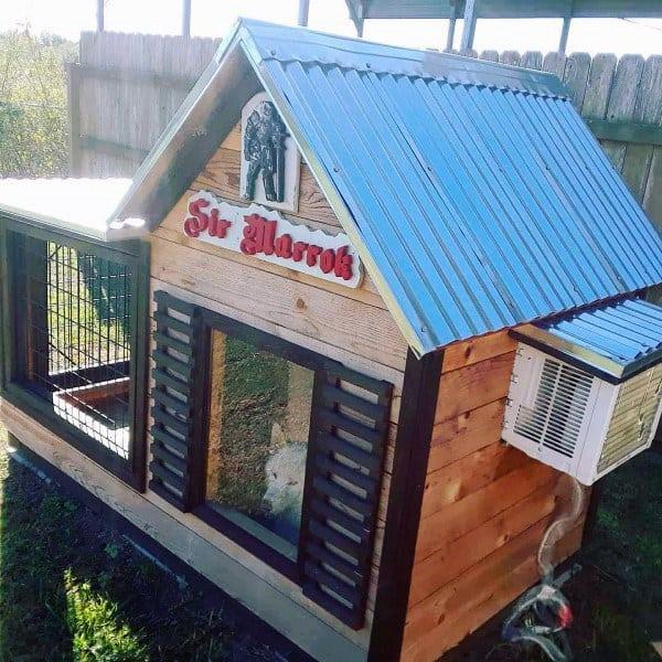 Dog House Doors Designs