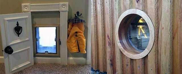 Top 50 Best Doggy Door Ideas – Canine Convenience Designs