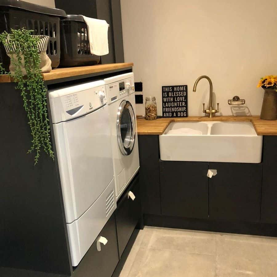 domsjo laundry room sink ideas home_with_victoria