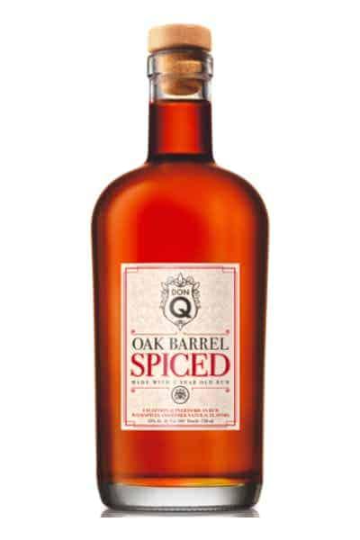 don-q-oak-barrel-spiced