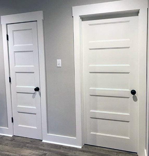 Door Trims Interior Ideas