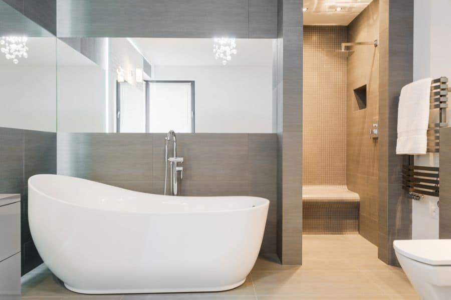 Doorless Small Shower Ideas 2