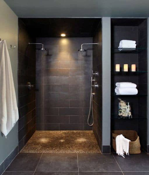 Double Cool Showers Ideas