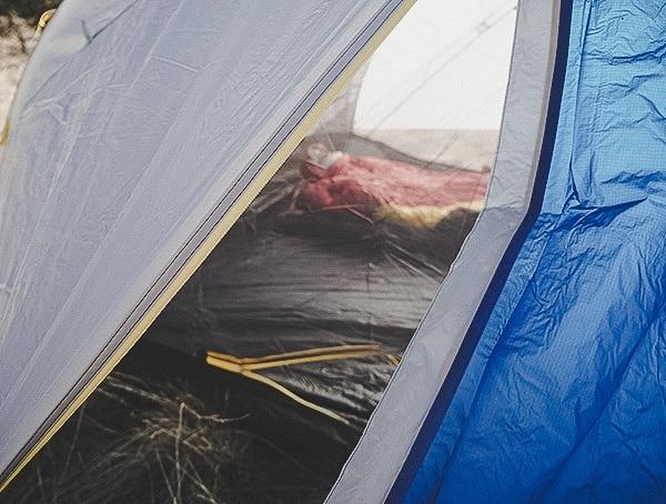 Double Door Sierra Designs Sweet Suite 3 Tent Review