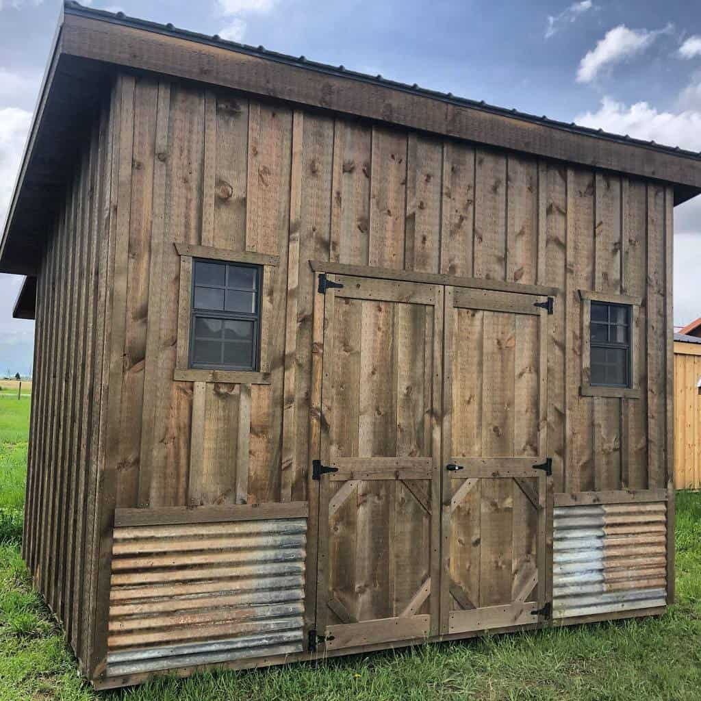 double shed door ideas growhuts