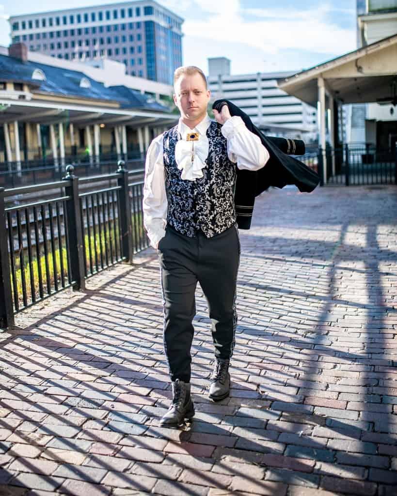Down Town Victorian Suit