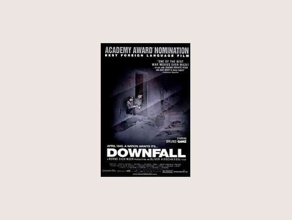 Downfall Best Military Movies List