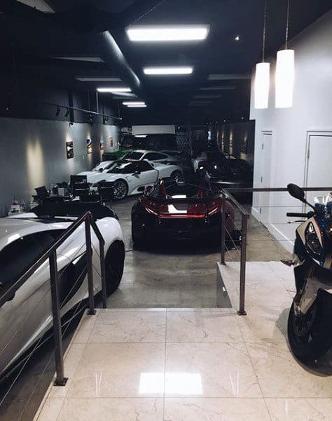 Dream Car Collection Garage
