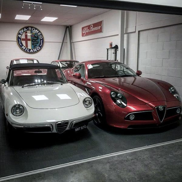 Dream Cool Garage Designs