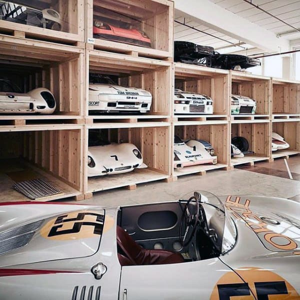 Dream Garage For Guys