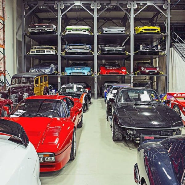 Dream Garage Packed With Classic And Tuned Cars