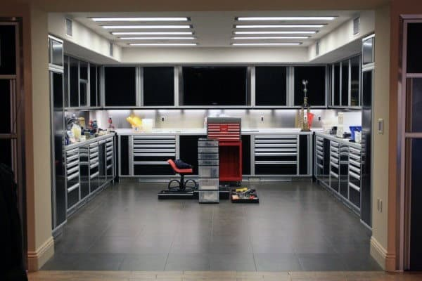 Garage Ideas Man Cave Is A Part Of Convenient Garage Pictures To Pin On Pinte