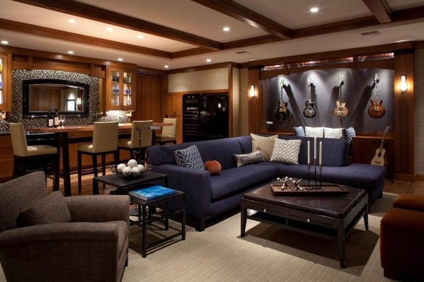 Dream Man Cave