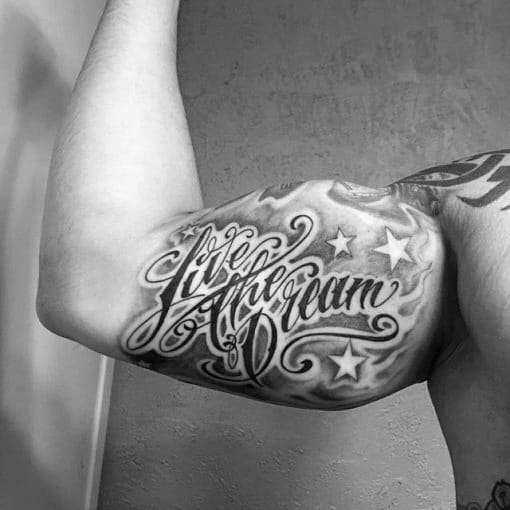30 Dream Tattoo Designs For Men