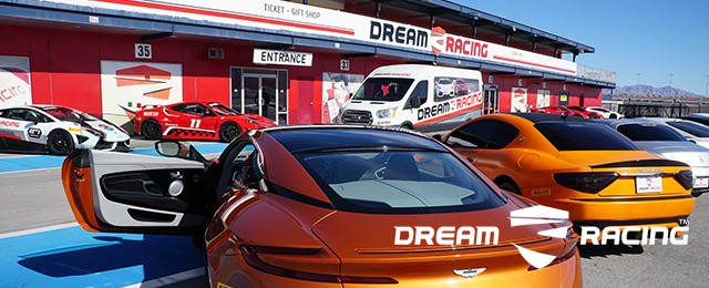 Dream Racing Las Vegas Exotic Car Experience