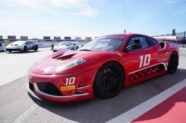 Dream Racing Race Ferrari