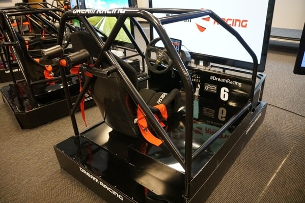 Dream Racing Simulation Training