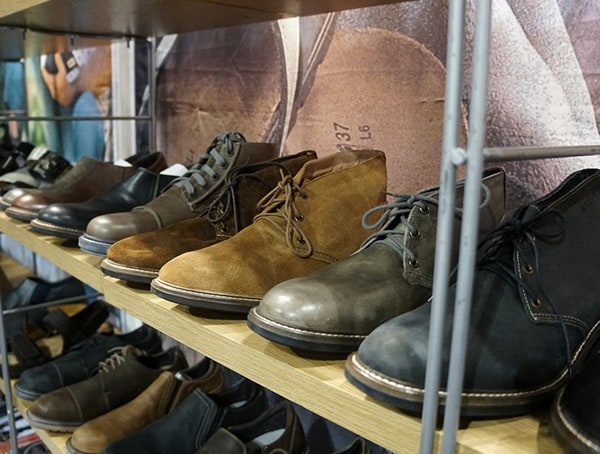 Dress Mens Boots Shelf Outdoor Retailer Winter Market 2018