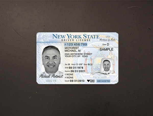 Drivers Military Id License Edc Essentials
