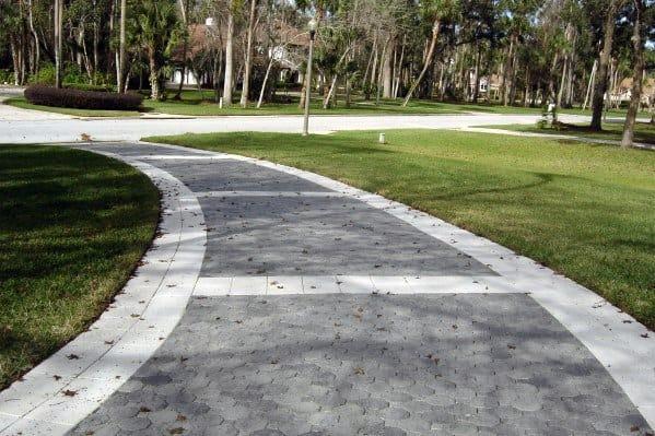 Driveway Border Edging Options