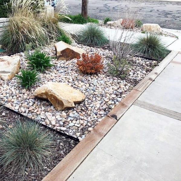 Driveway Desert Landscaping Ideas