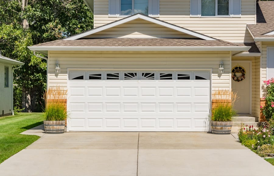 Exterior Designs Garage Doors