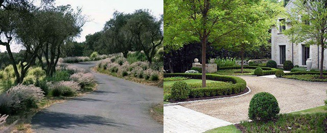 Top 60 Best Driveway Landscaping Ideas
