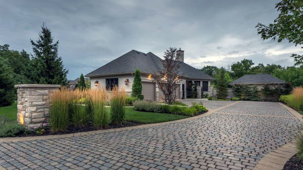 Driveway Landscaping Ideas Inspiration