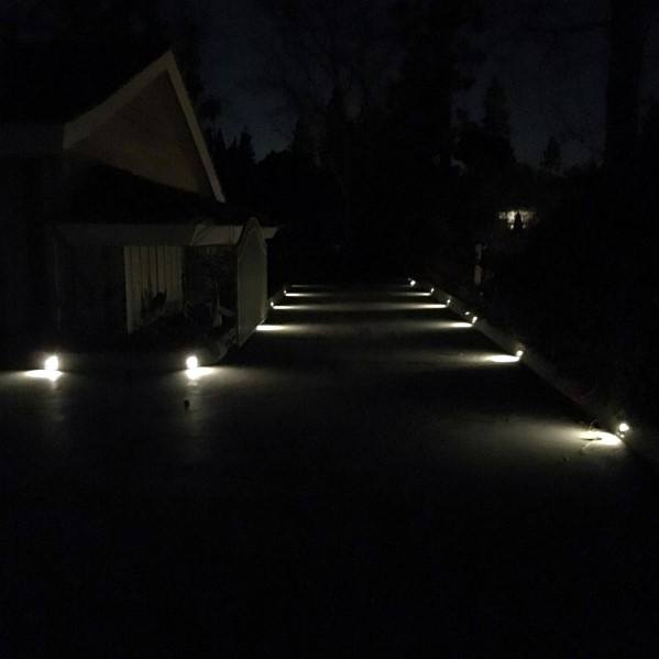 Driveway Lighting Design Idea Inspiration