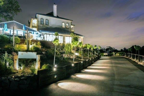 Driveway Lighting Ideas Inspiration