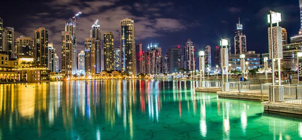 Dubai City United Arab Emirates