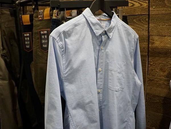 Duer Dress Shirt Outdoor Retailer Winter Market 2018