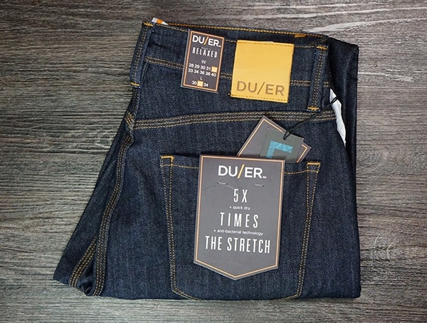 Duer Review Mens Jeans